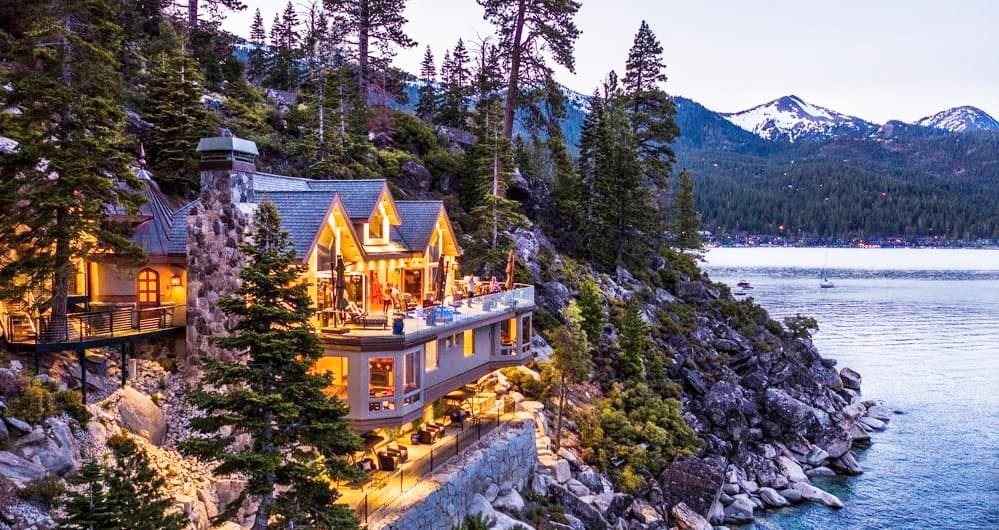 Crestron Programming Upgrade takes Exclusive Lake Tahoe Residence to the Next Level