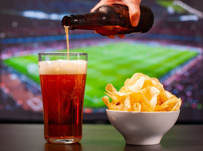 The Rise of the Home Sports Bar